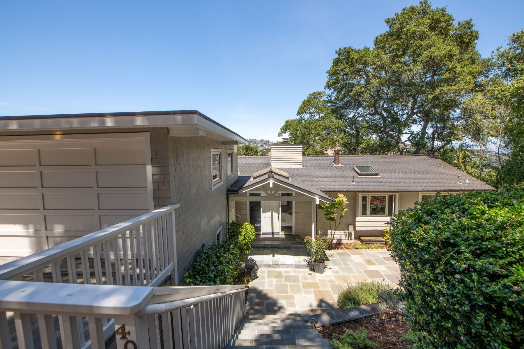 Property for Sale at Totally Updated Island Charmer 40 Madrona Avenue Belvedere, California 94920 United States