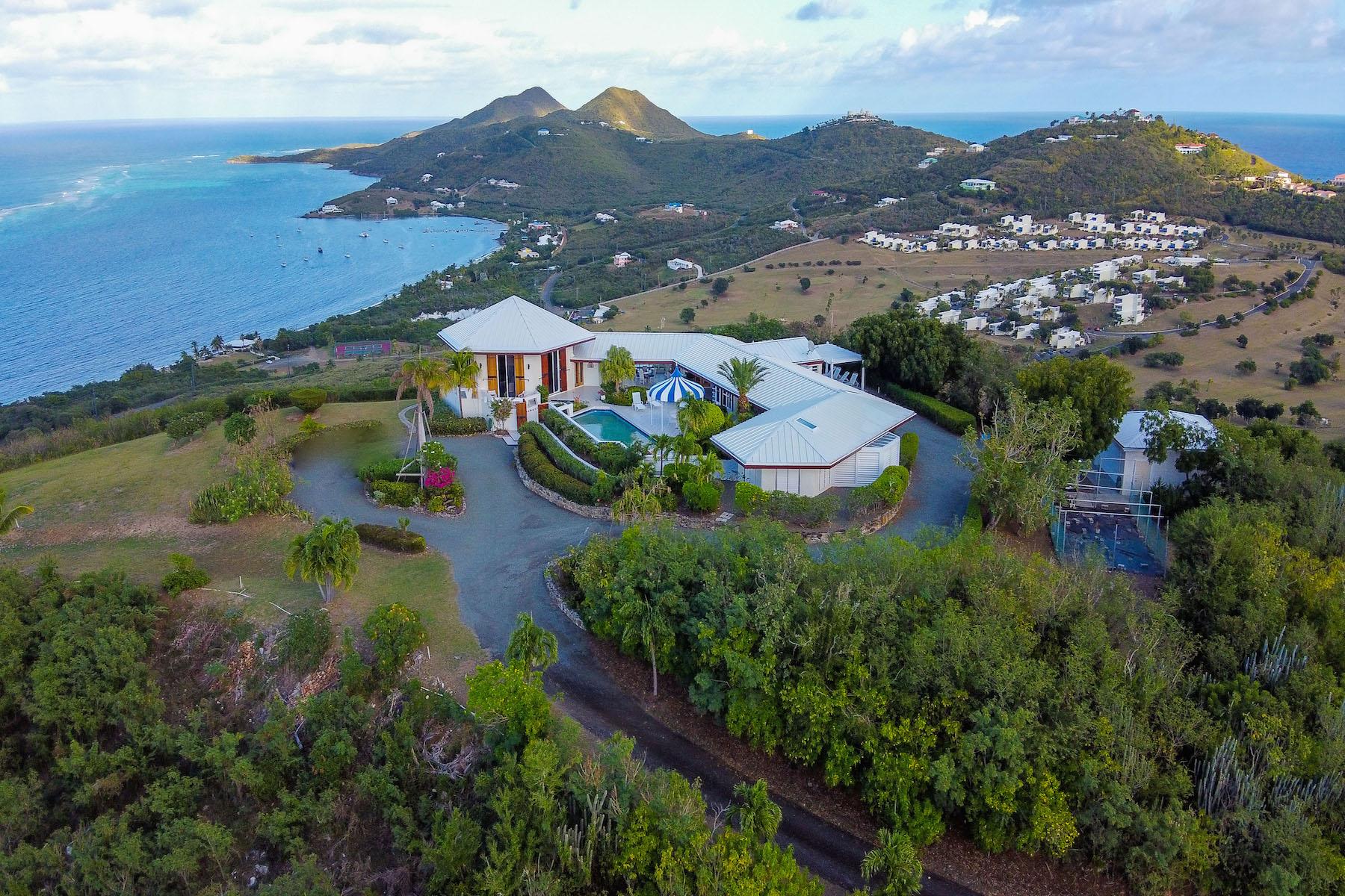 Single Family Homes für Verkauf beim Tennokeshki 210, 210A, 211, 212A, 212 Estate Cotton Valley St Croix, Virgin Islands 00820 Amerikanische Jungferninseln