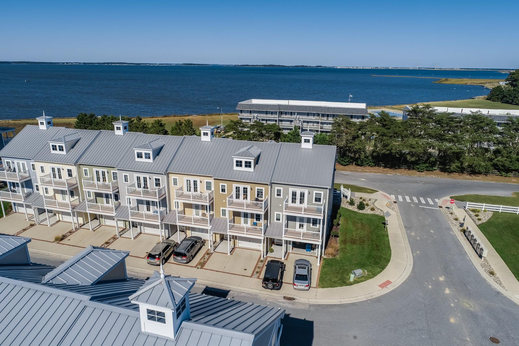 Single Family Homes للـ Sale في Ocean View, Delaware 19970 United States