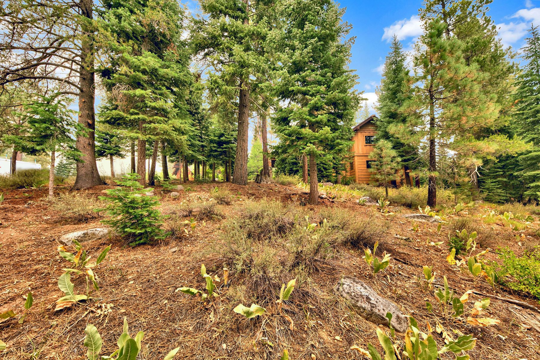Land for Active at Create your Magic in the Mountains 142 Rock Garden Court Olympic Valley, California 96146 United States