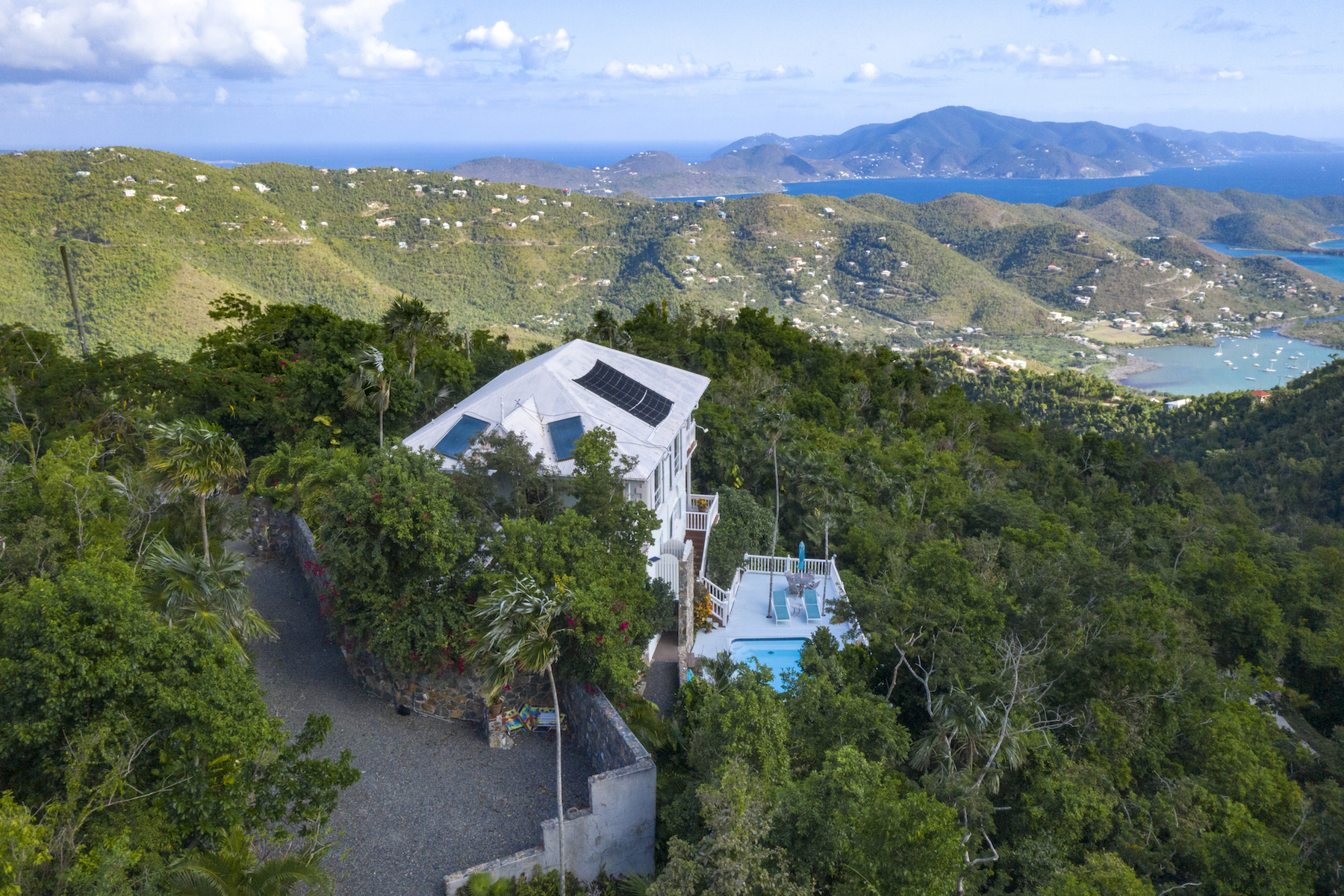 Single Family Homes für Verkauf beim Esprit Villa 10-10-3 Estate Carolina St John, Virgin Islands 00803 Amerikanische Jungferninseln