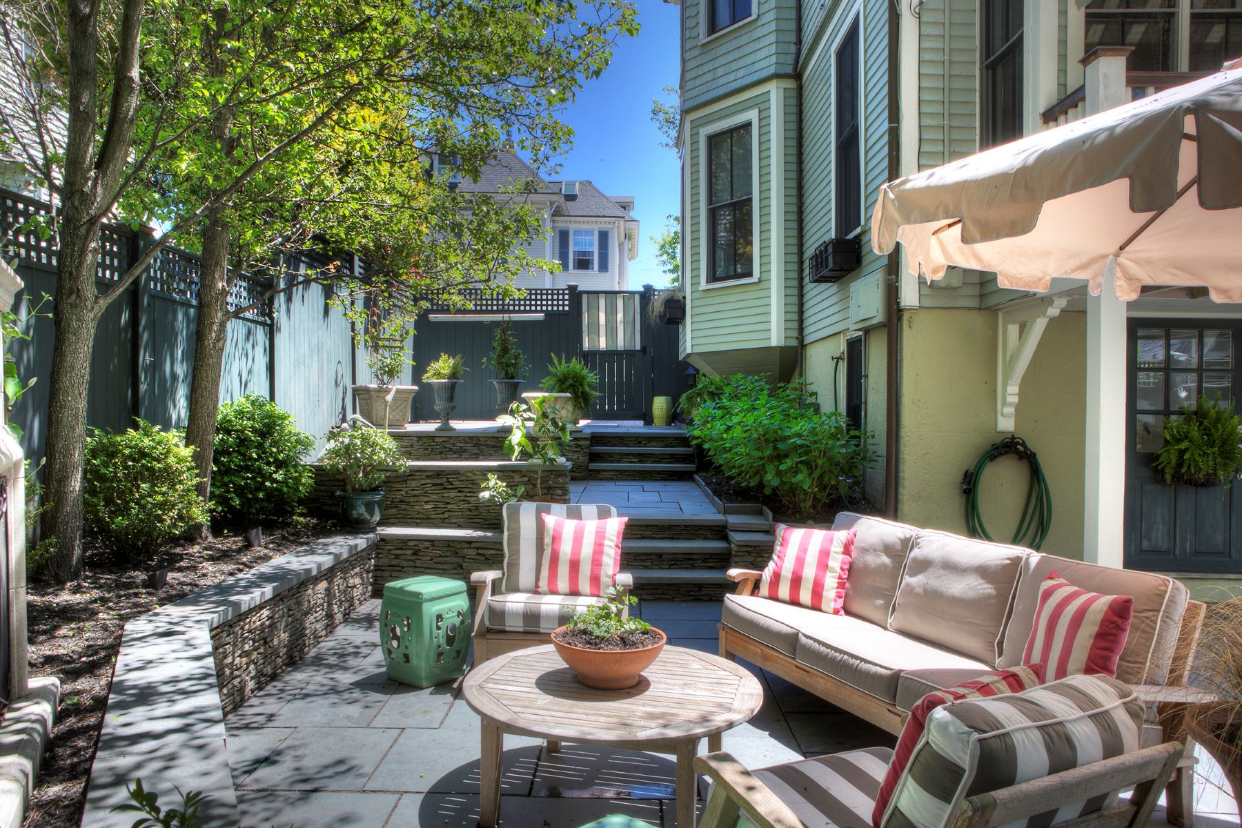 Additional photo for property listing at Benjamin F. Downing House 39 School Street Newport, Rhode Island 02840 United States