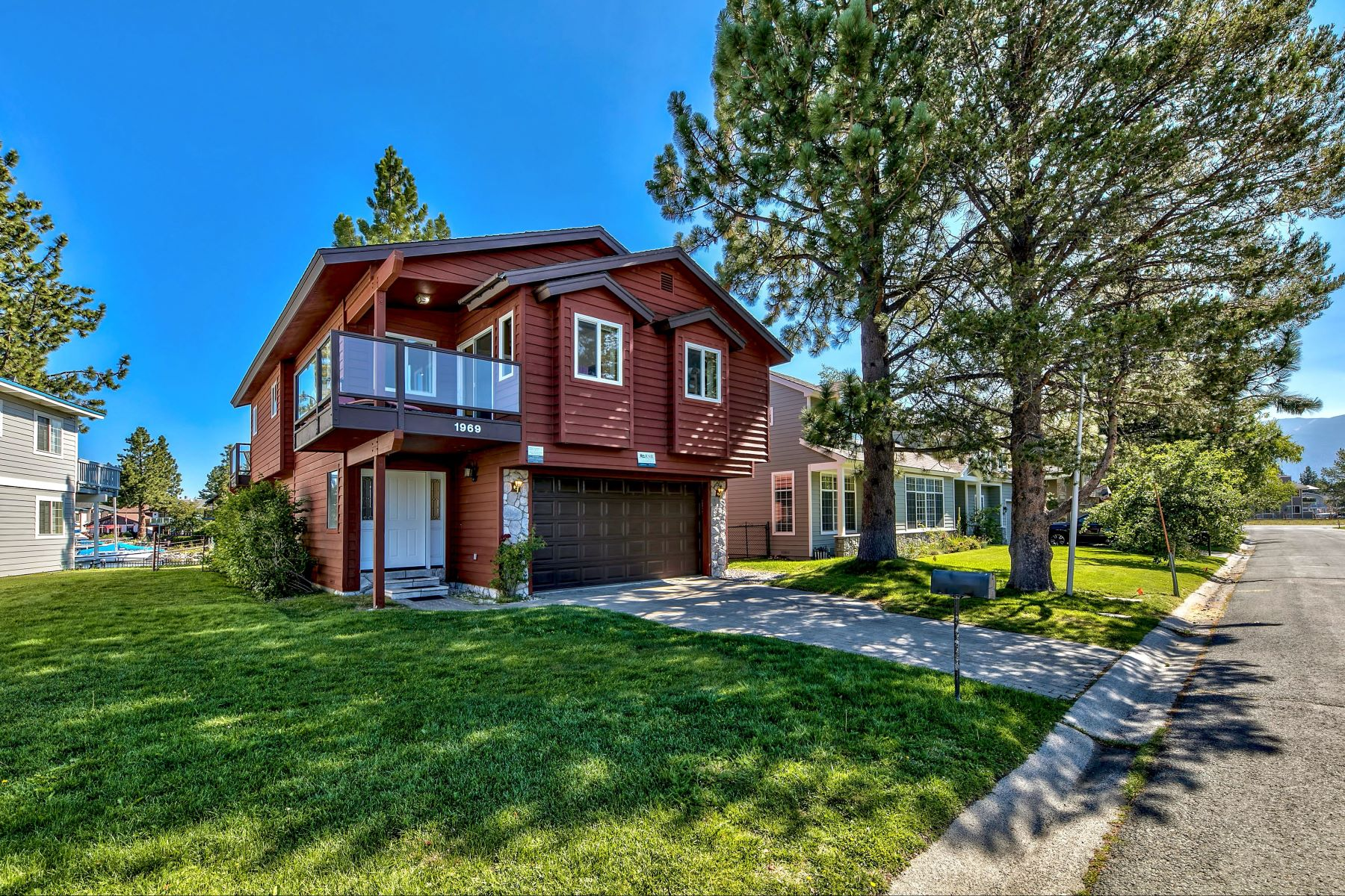 Property for Active at Gorgeous Tahoe Keys waterfront home. 1969 Marconi Way South Lake Tahoe, California 96150 United States