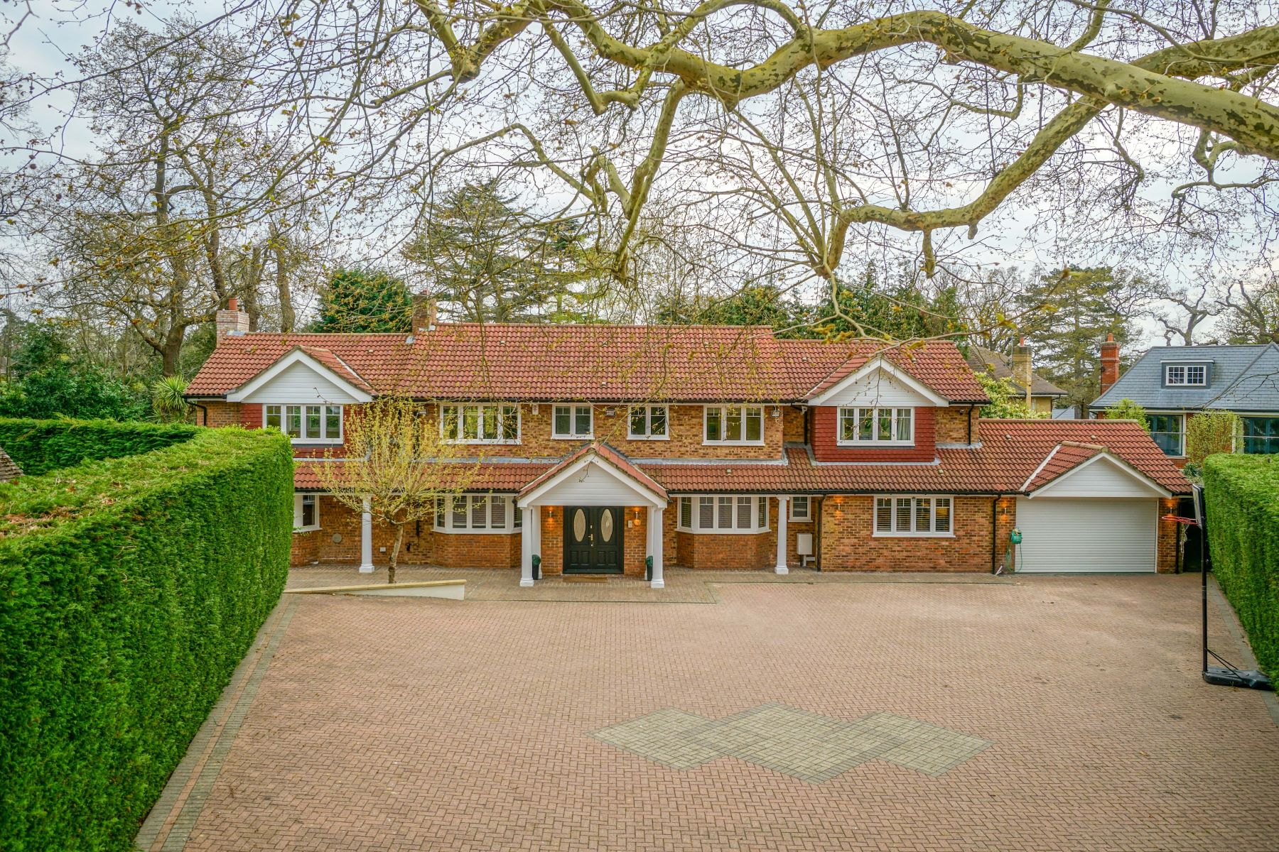 Single Family Homes for Sale at 4 Ashcroft Park Cobham, England KT11 2DN United Kingdom