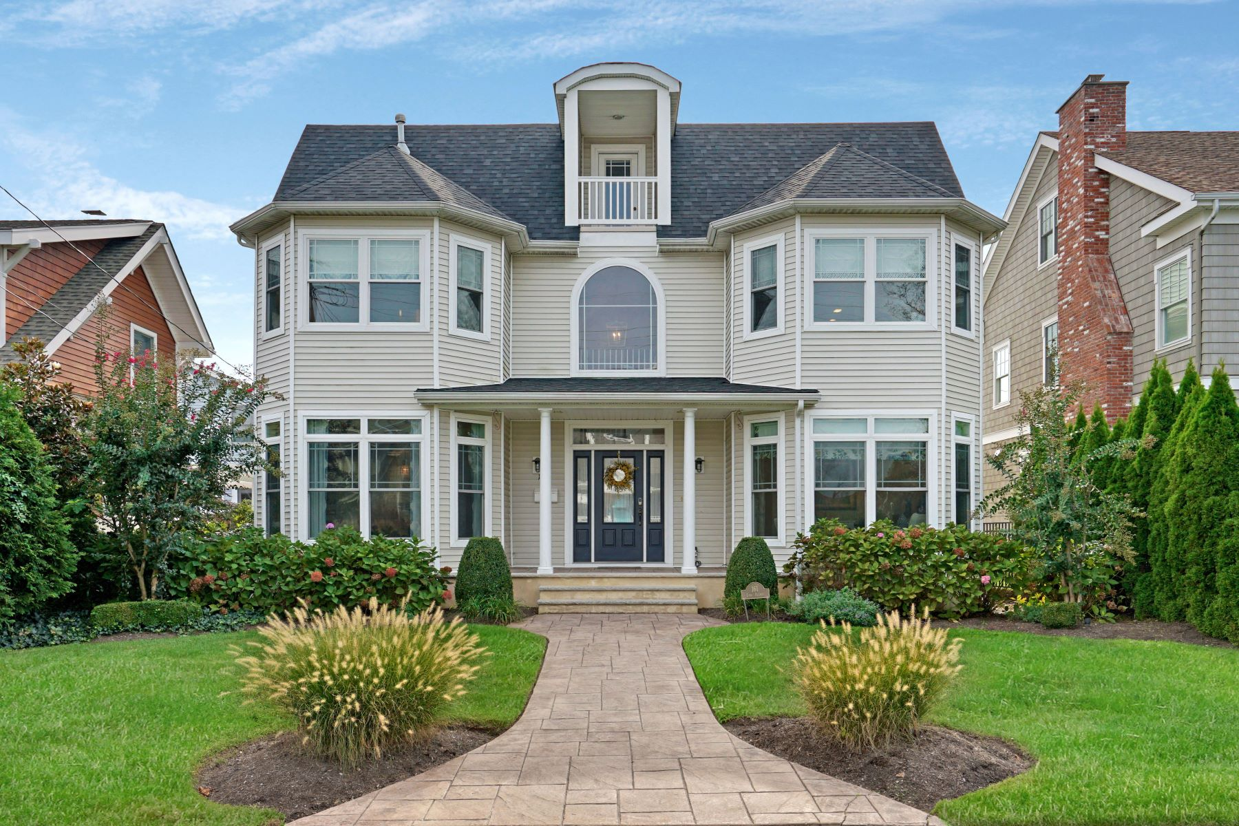 Single Family Homes for Sale at Coming Soon 161 Lake Avenue, Manasquan, New Jersey 08736 United States