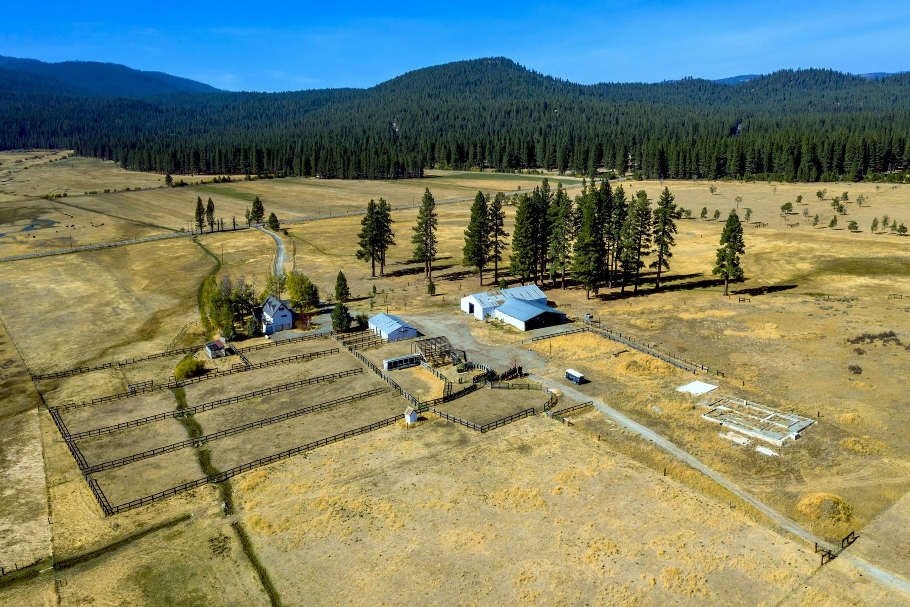 Property for Active at Sierra Valley Splendor on 532 Acres 22440 Highway 89 Calpine, California 96126 United States