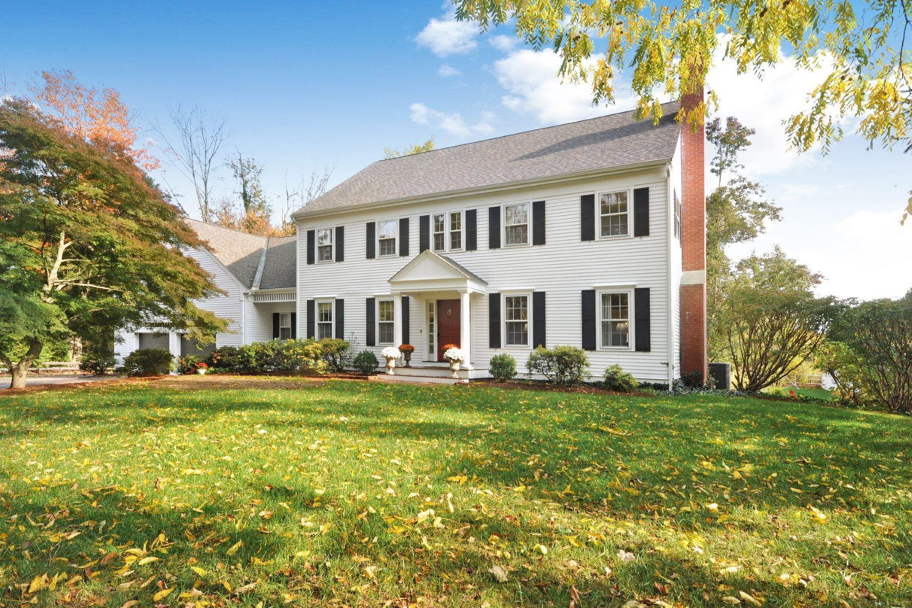 Single Family Homes por un Venta en 345 Sudbury Road Concord, Massachusetts 01742 Estados Unidos