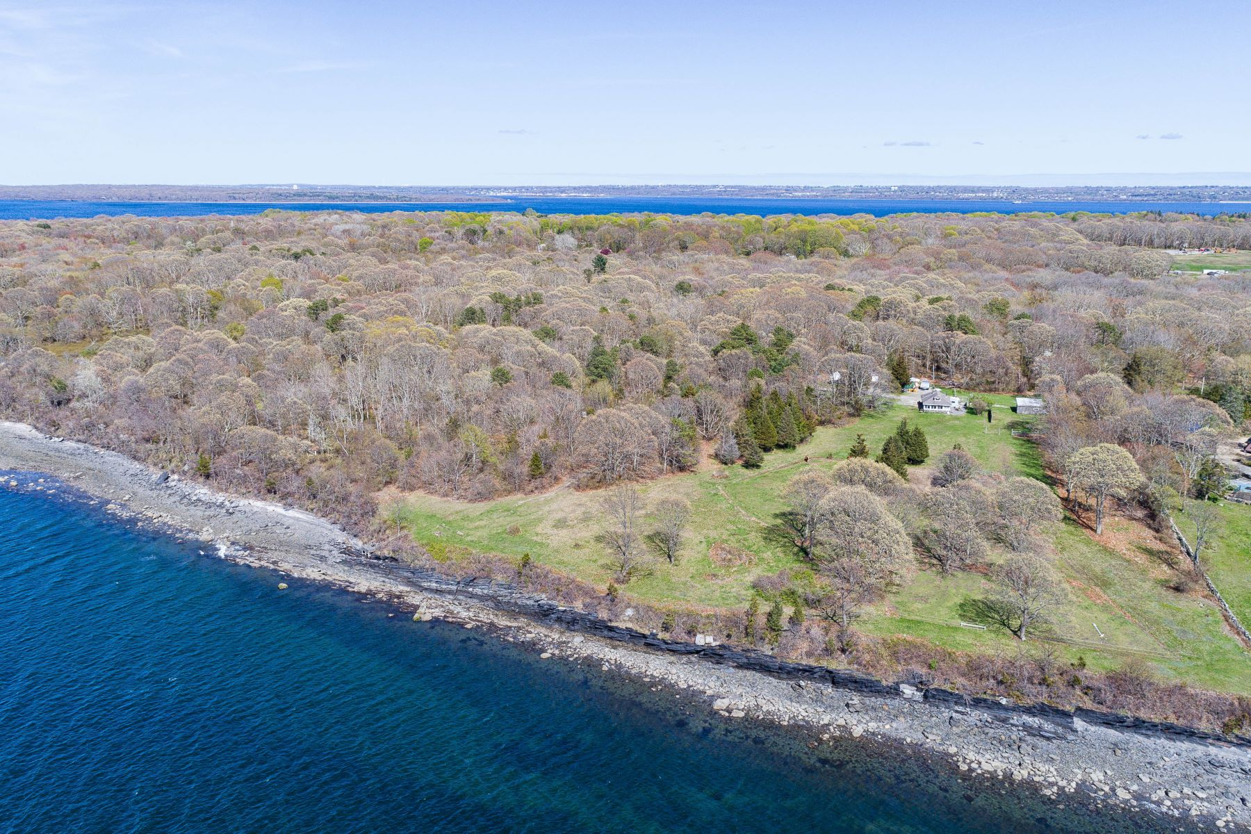 Land for Sale at 1261 North Main Road Jamestown, Rhode Island 02835 United States