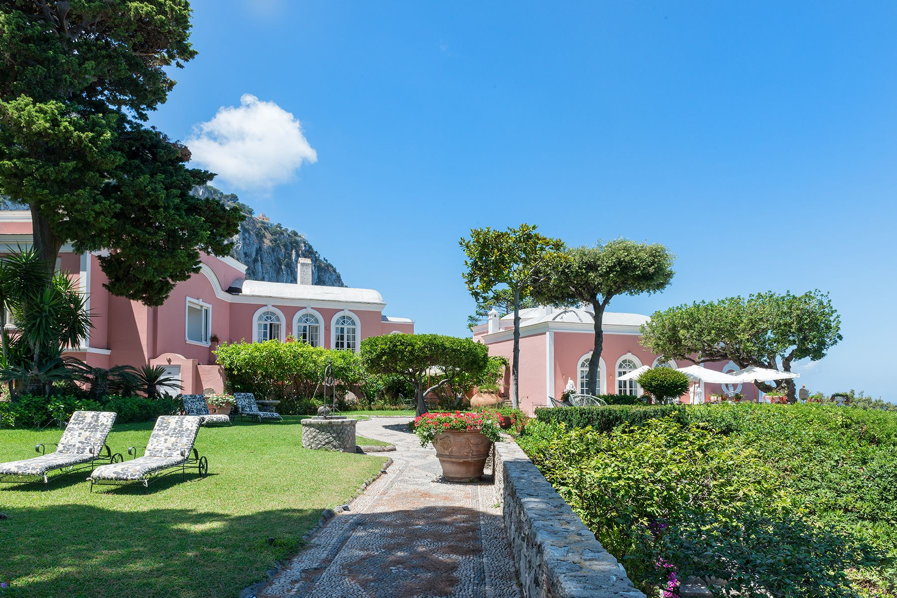 Other Residential Homes for Sale at Villa Bismarck, an extraordinarily unique location in Capri Capri, Naples Italy