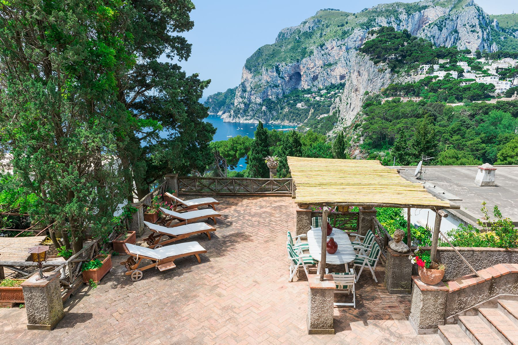 Other Residential Homes for Sale at Villa in the heart of Capri Capri, Naples Italy