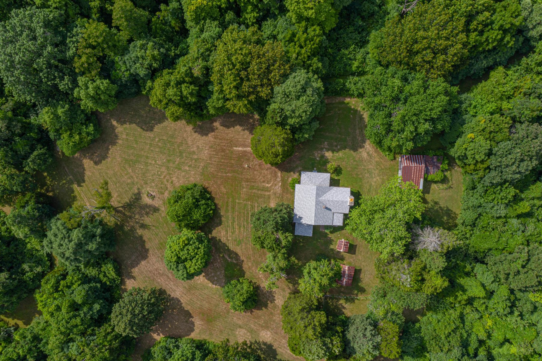 Single Family Homes for Sale at Peaceful Retreat Overlooking Wild Horse Creek Valley 19360 River Ridge Lane Wildwood, Missouri 63005 United States