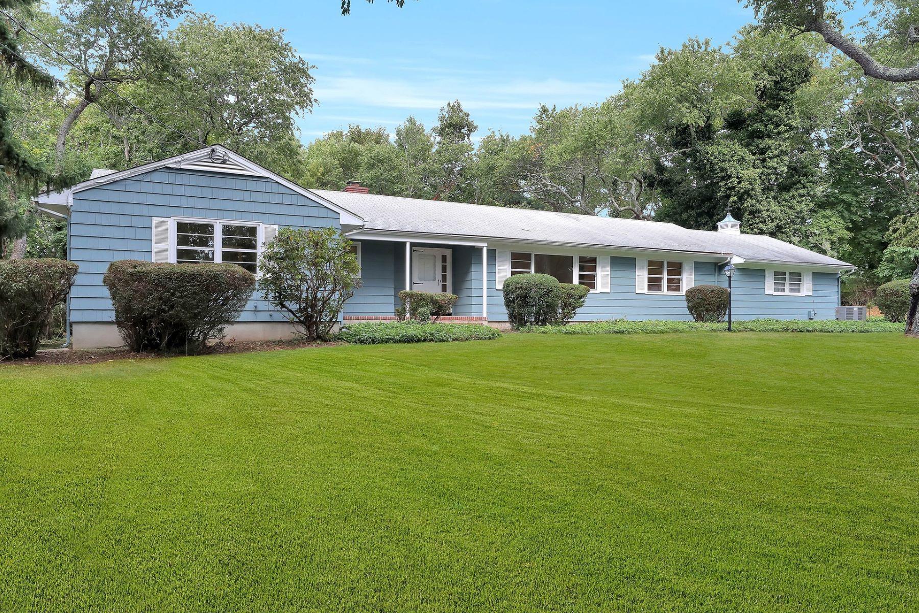 Single Family Homes 為 出售 在 7 Cedar Lane E Ln, Setauket, Ny, 11733 Setauket, 纽约 11733 美國