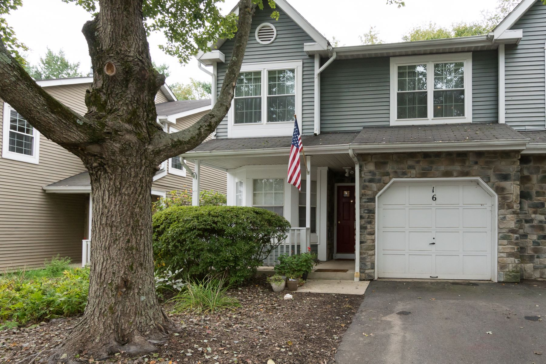 townhouses for Sale at Easy Living and Blocks to Everything! 16 Stonerise Drive, Lawrenceville, New Jersey 08648 United States