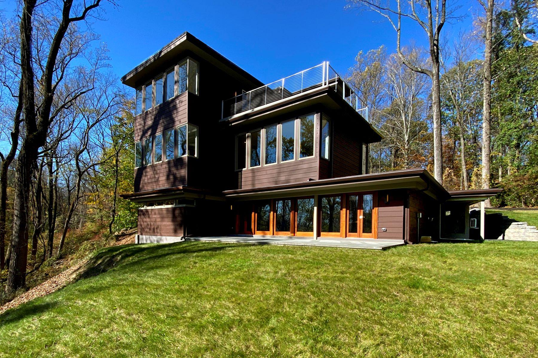 Single Family Homes vì Bán tại Mid-Century Design, Rediscovered 144 Drakes Corner Road, Princeton, New Jersey 08540 Hoa Kỳ
