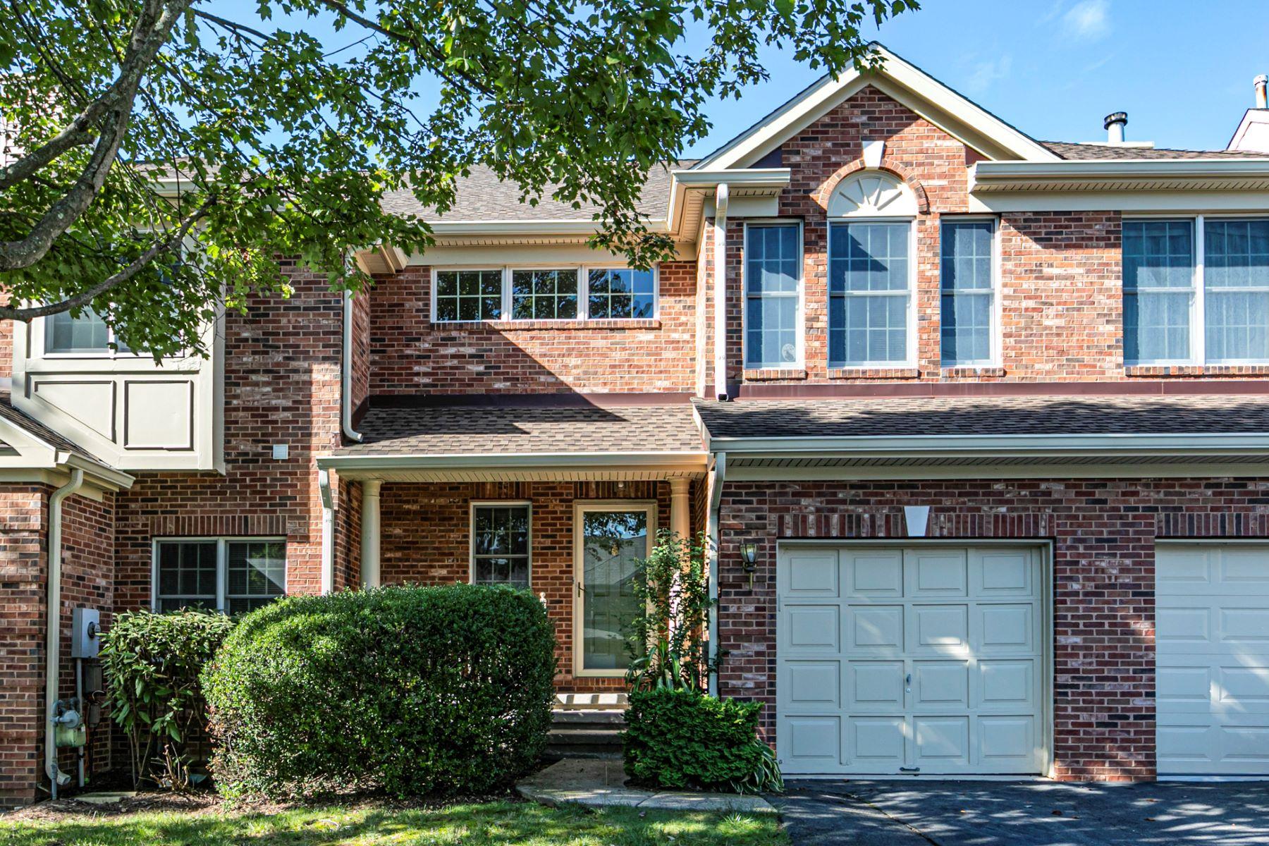 townhouses για την Πώληση στο Washington Oaks Townhome Awash in Natural Light 232 Bullock Drive, Princeton, Νιου Τζερσεϋ 08540 Ηνωμένες Πολιτείες