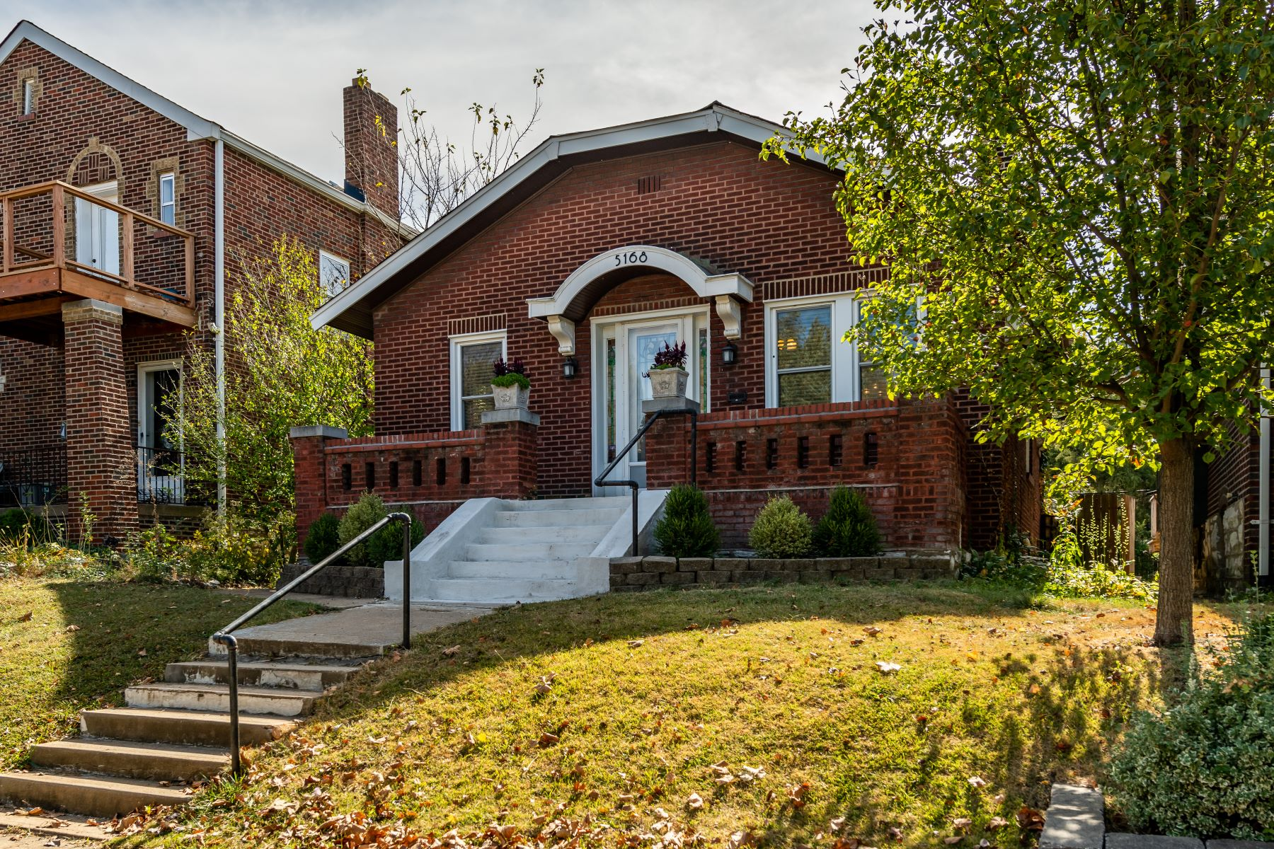 Property for Sale at Urban Bungalow Move-In Ready 5168 Goethe Avenue St. Louis, Missouri 63109 United States