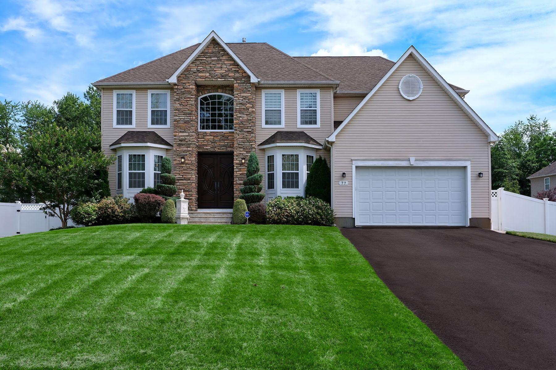 High-Style Luxury in East Windsor 77 Oak Creek Road, East Windsor, New Jersey 08520 Vereinigte Staaten