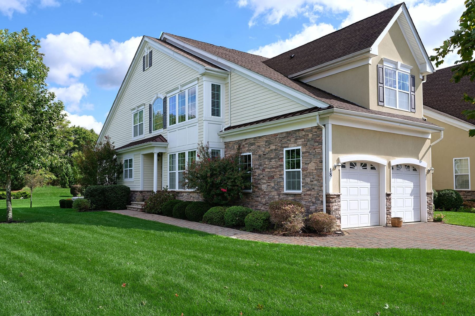 townhouses for Sale at Luxury Living in Greenbriar Falls 18 Aspen Lane, Tinton Falls, New Jersey 07724 United States