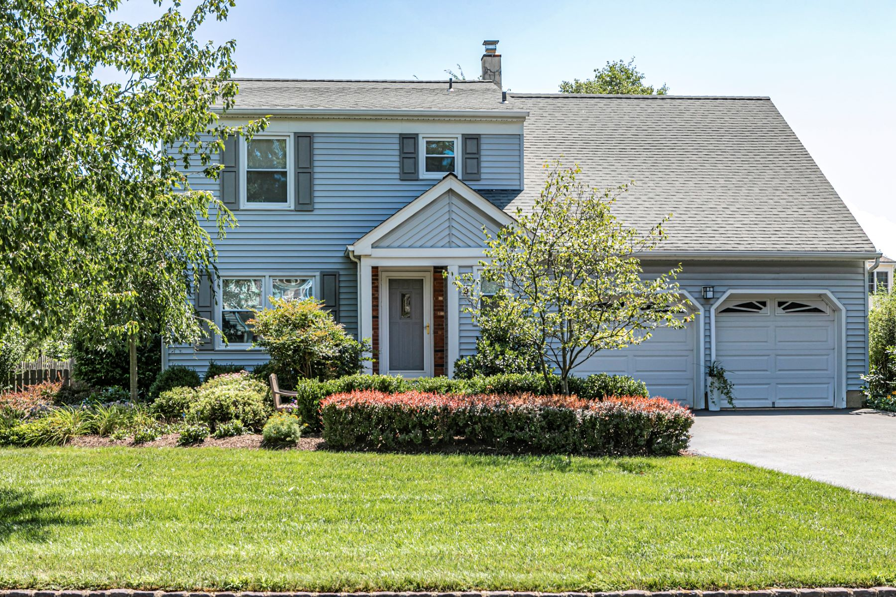Single Family Homes for Sale at Up To The Minute Style 9 Dubois Round, Hillsborough, New Jersey 08844 United States