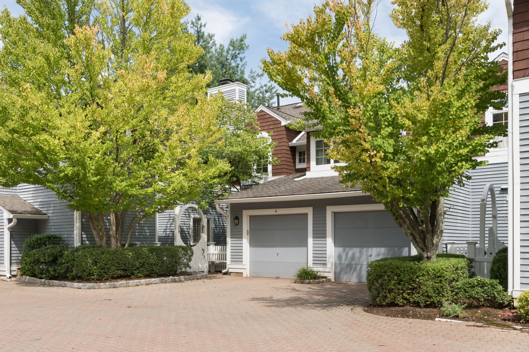 Condominiums for Sale at A Standout in the Railroad Place Townhome Community 4 Railroad Place, Pennington, New Jersey 08534 United States