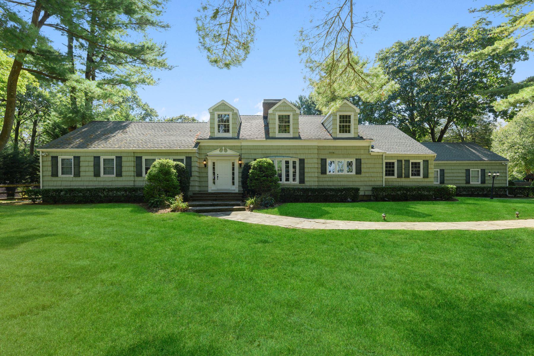 Single Family Homes 為 出售 在 915 Ripley Lane, Muttontown, Ny, 11771 Muttontown, 纽约 11771 美國