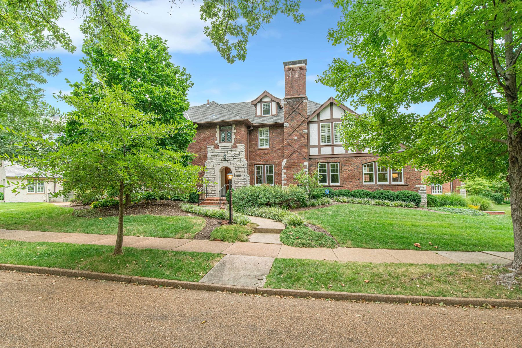 Property for Sale at Immaculate Tudor in prestigious University Hills! 7298 Greenway Avenue University City, Missouri 63130 United States