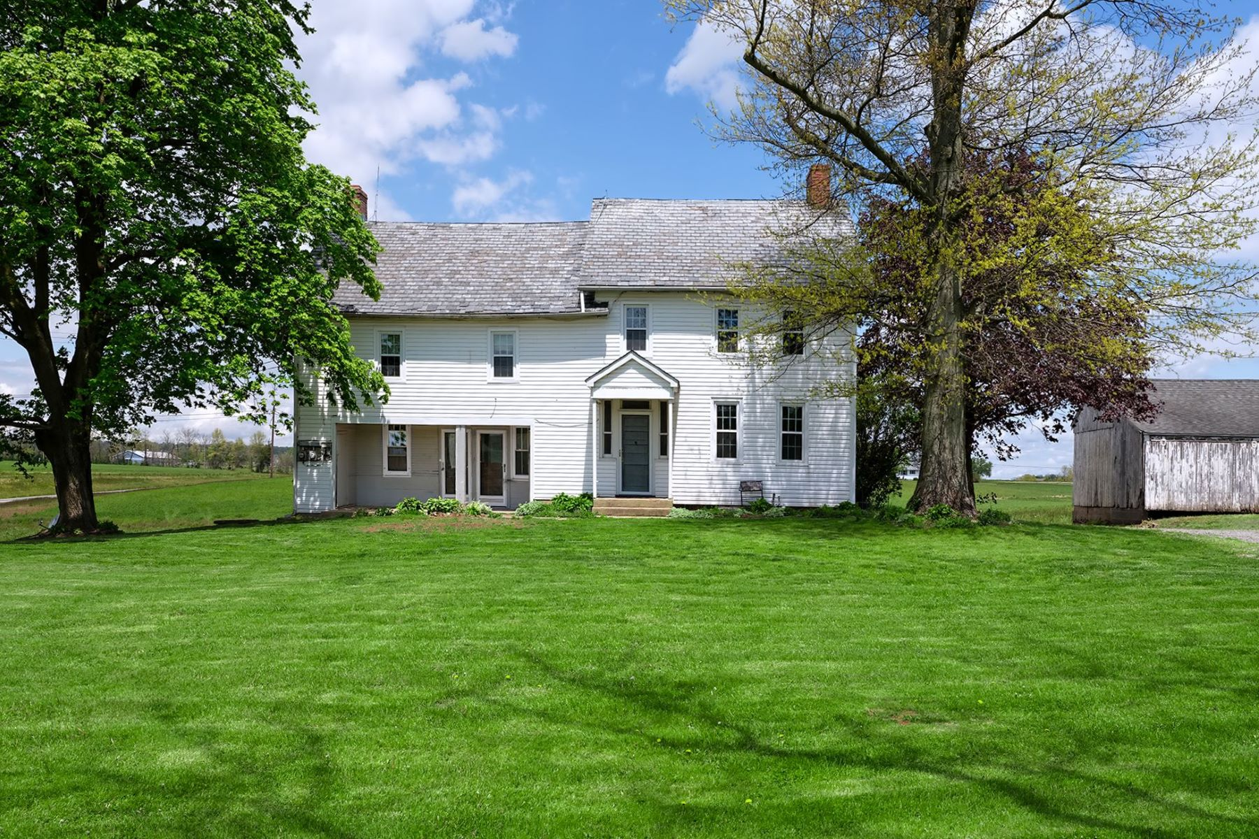 Single Family Homes for Sale at Fresh Air, Sunshine, With Room To Share 284 County Road 579, Ringoes, New Jersey 08551 United States