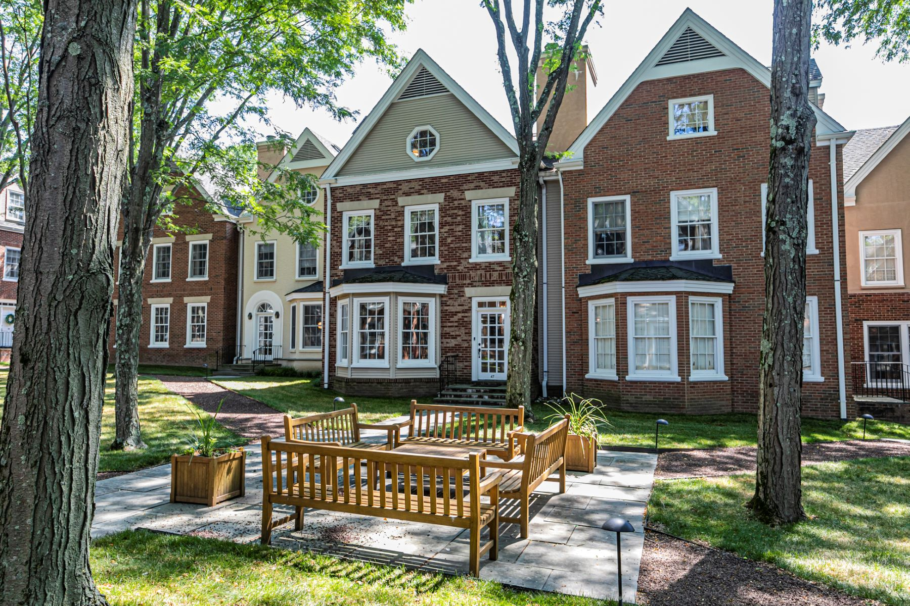 townhouses for Sale at The Pinnacle of Townhouse Living 47 Governors Lane, Princeton, New Jersey 08540 United States
