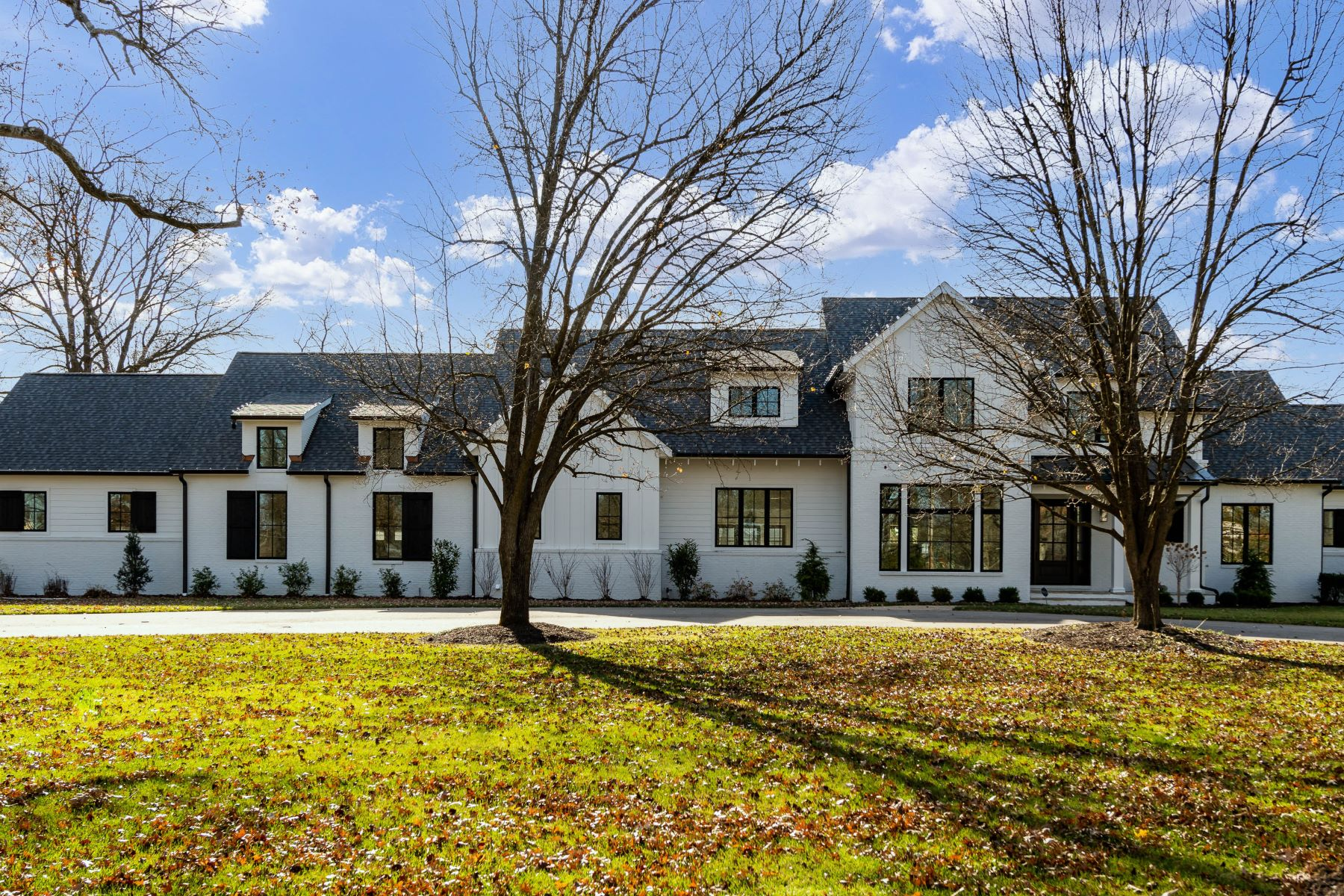 Single Family Homes for Sale at Modern Farmhouse New Construction in Frontenac 11600 Clayton Road, Frontenac, Missouri 63131 United States
