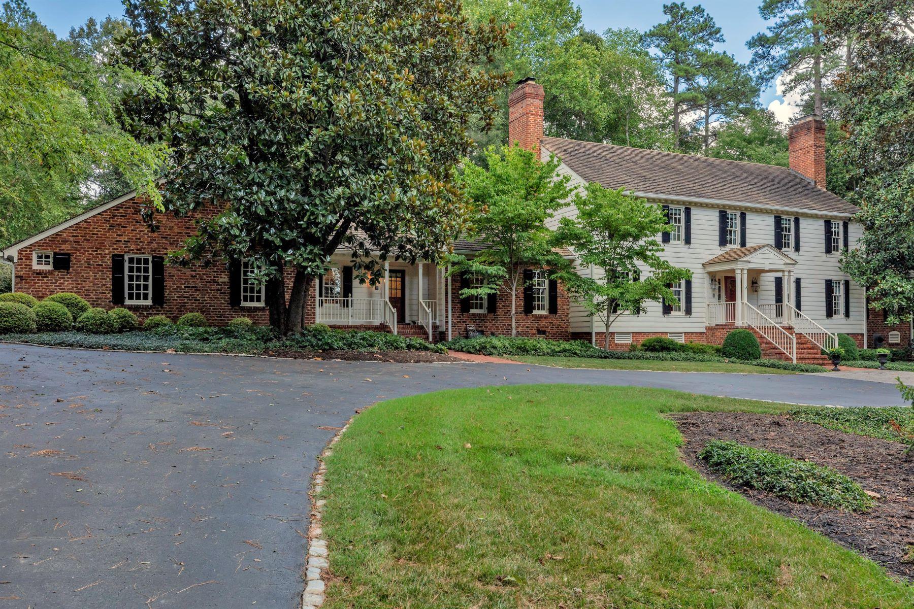Single Family Homes for Sale at 9700 St. Julians Lane, Henrico, Va, 23238 Henrico, Virginia 23238 United States