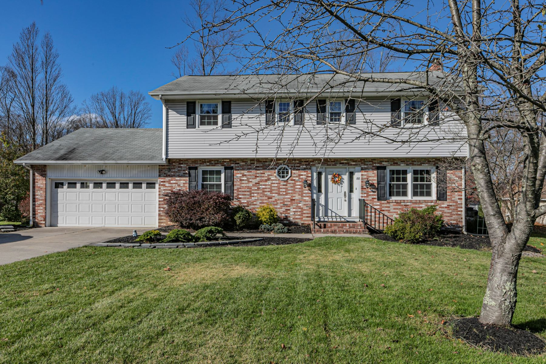 Single Family Homes for Sale at Pristine and Stylish, with Sunshine for Days 88 Mountainview Road, Ewing, New Jersey 08628 United States