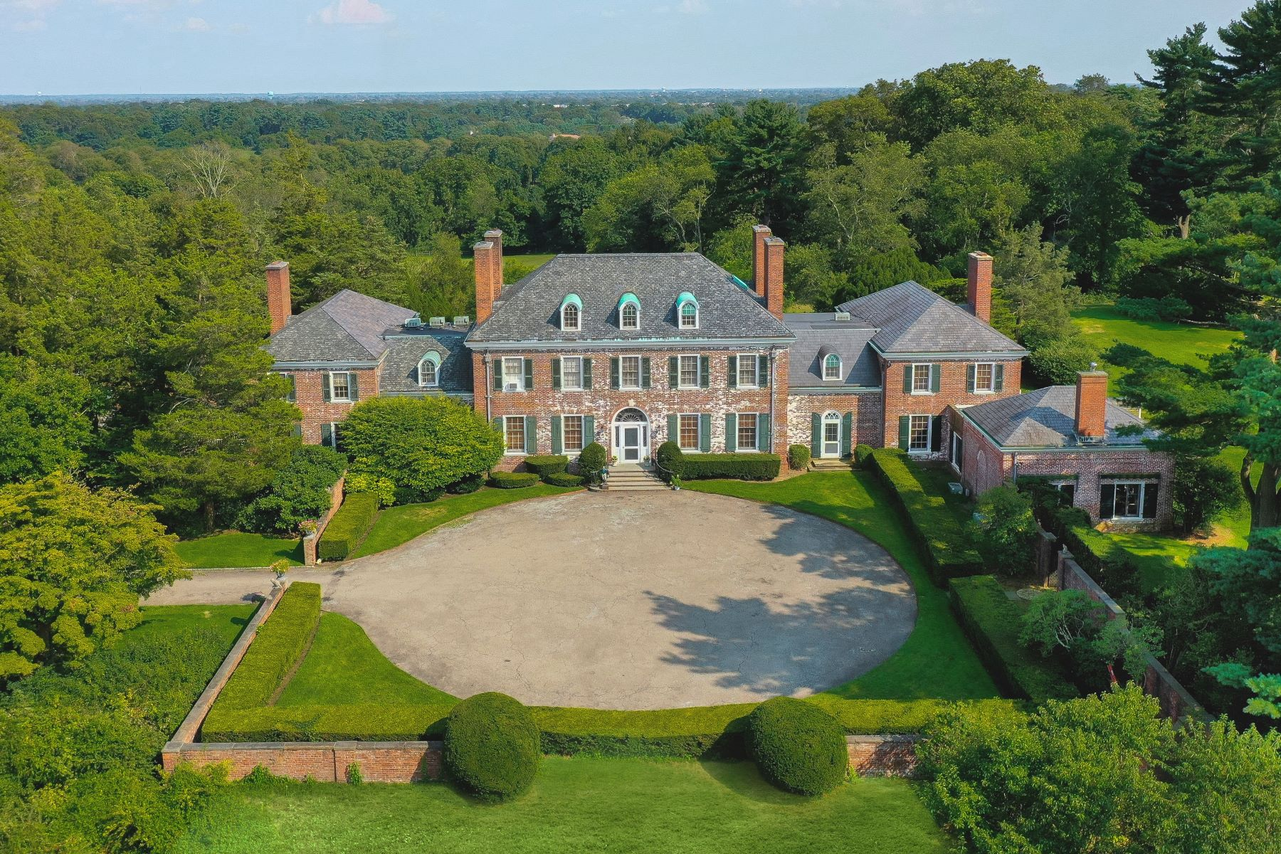 Single Family Homes 為 出售 在 Post Road, Old Westbury, NY, 11568 Old Westbury, 纽约 11568 美國