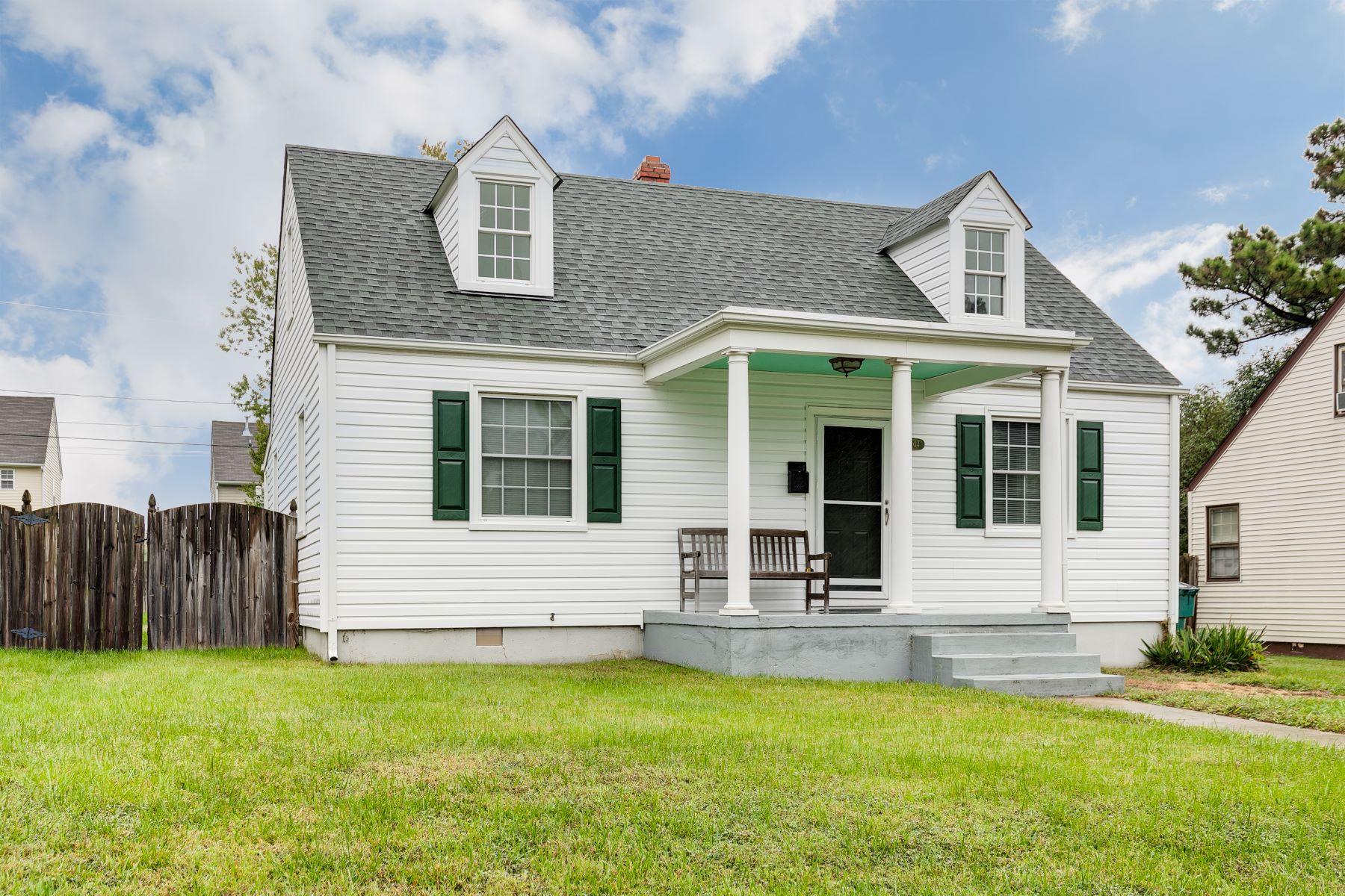 Single Family Homes for Sale at 7004 Tulane Avenue, Henrico, Va, 23226 Henrico, Virginia 23226 United States