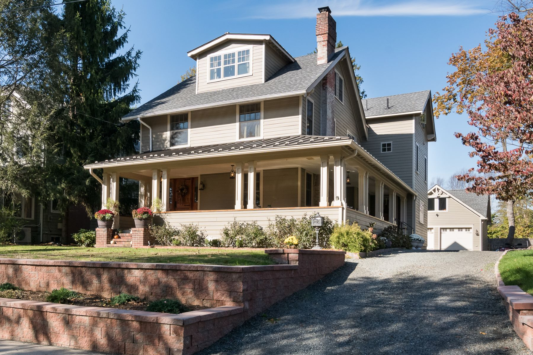 Single Family Homes のために 売買 アット Heart of the Borough Location 15 Ingleside Avenue, Pennington, ニュージャージー 08534 アメリカ