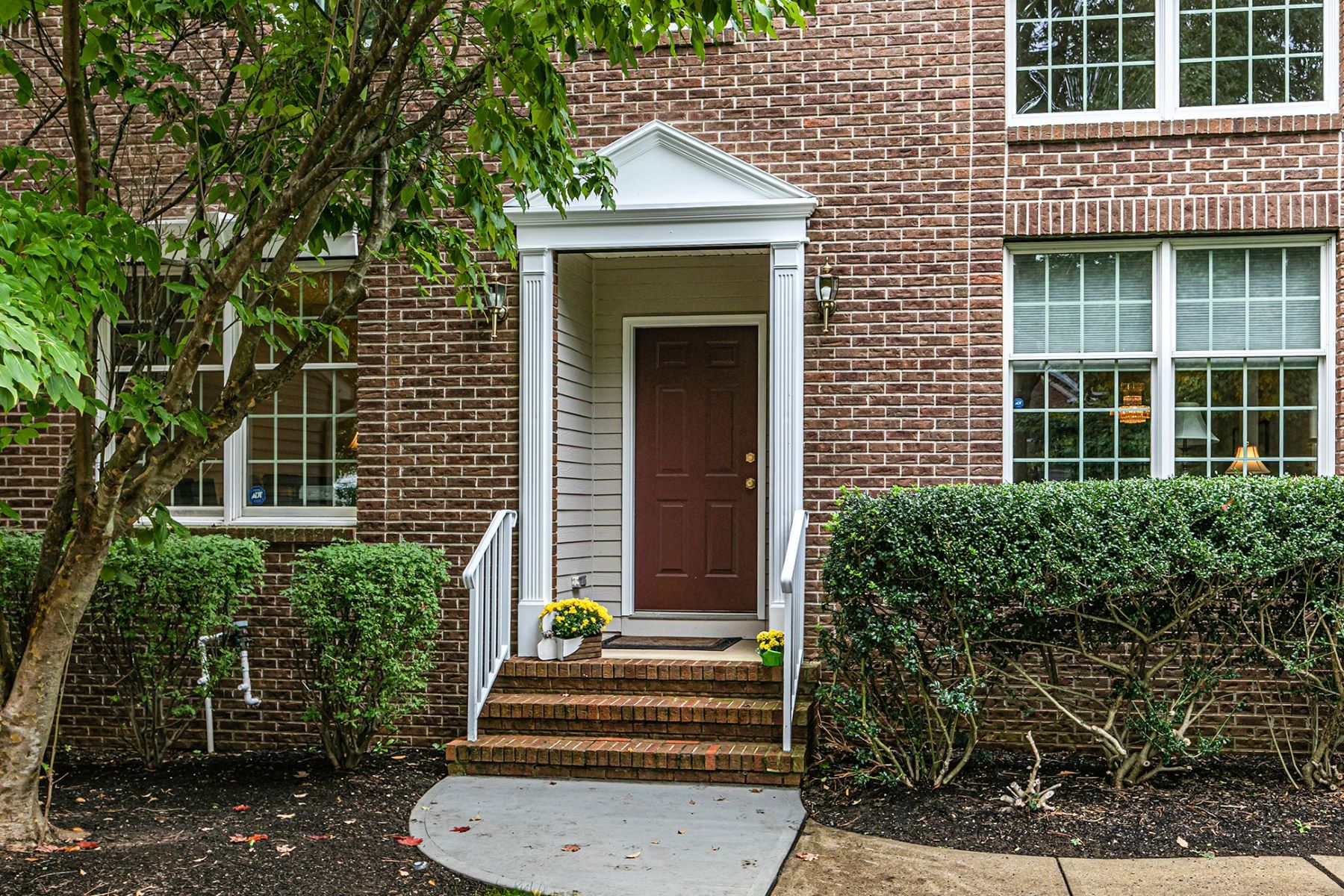 Single Family Homes for Sale at Tranquil and Tree-Lined, Moments from Downtown 6 Stonewall Circle, Princeton, New Jersey 08540 United States