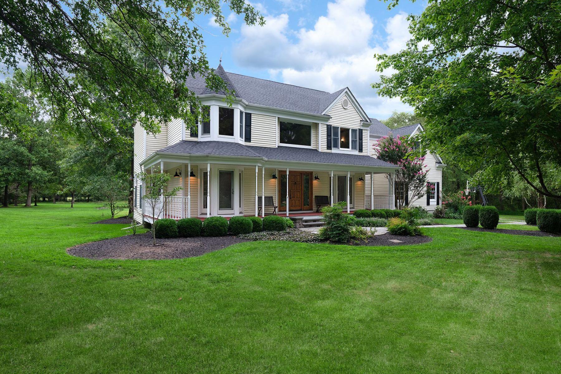Single Family Homes por un Venta en Start Your Next Chapter Here 54 Ferry Road, Stockton, Nueva Jersey 08559 Estados Unidos