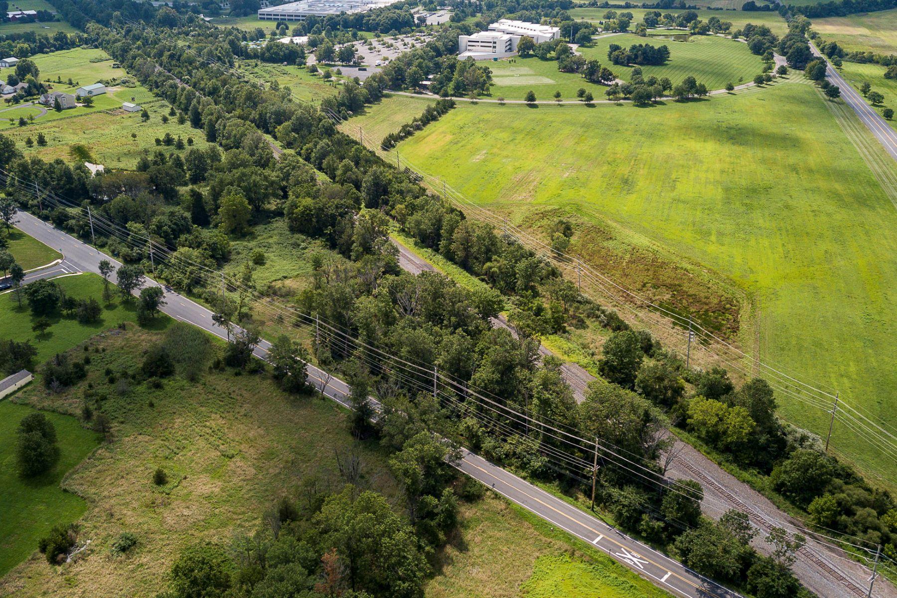 Bare Land Waiting for Your Dream Home Route 601, Skillman, New Jersey 08558 Amerika Birleşik Devletleri