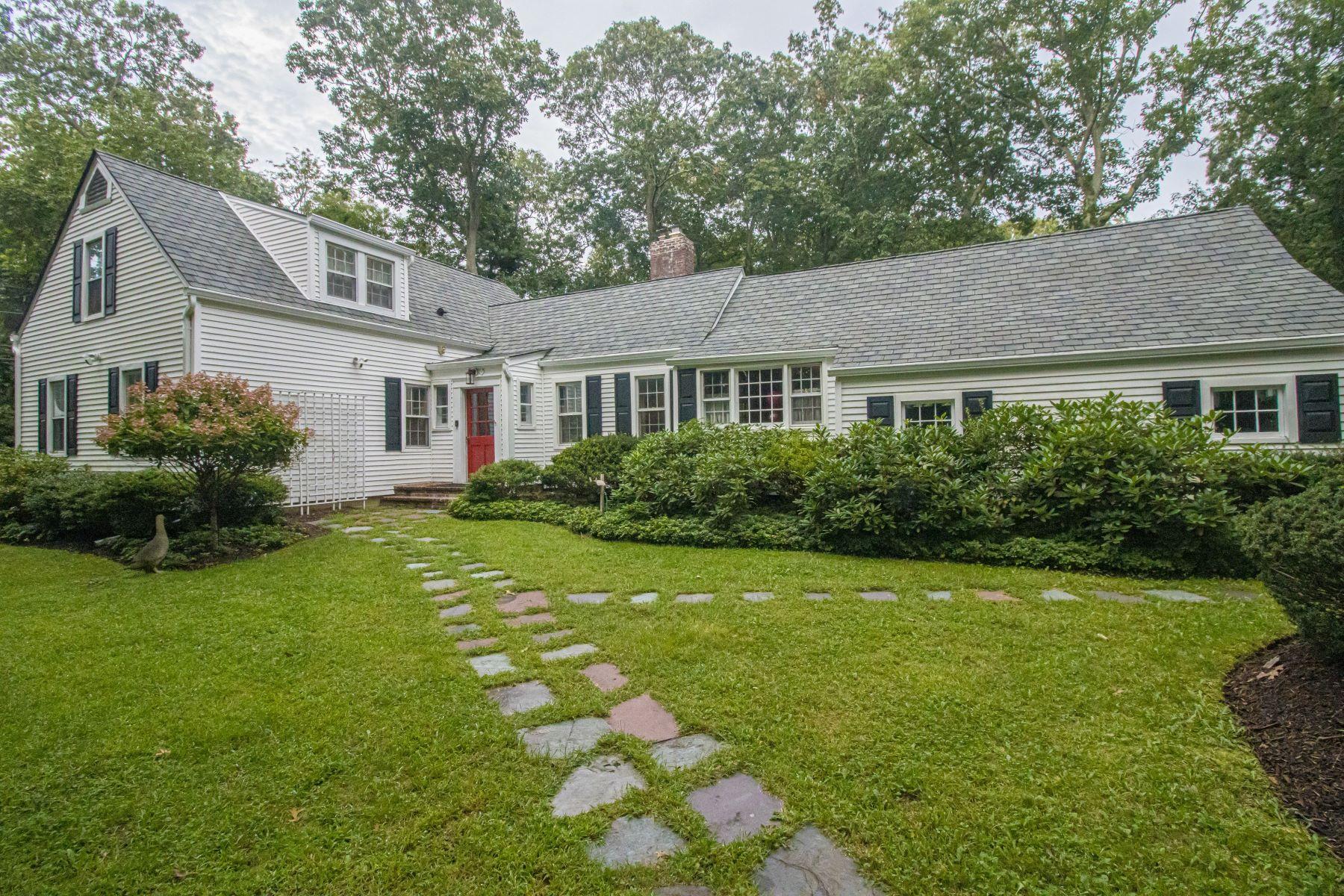 Single Family Homes 為 出售 在 4 Intervale Road, Setauket, Ny, 11733 Setauket, 纽约 11733 美國