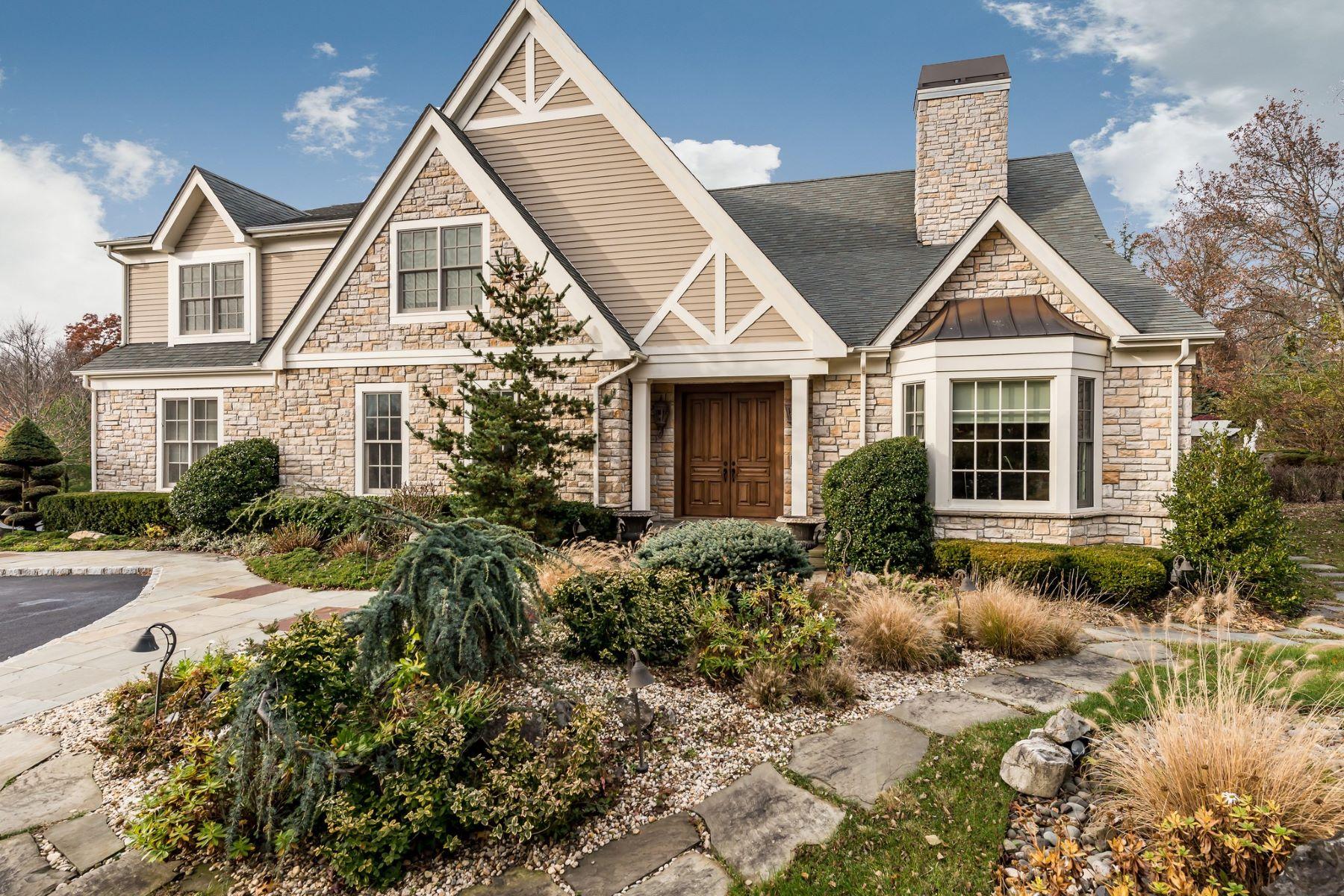 Single Family Homes 為 出售 在 Muttontown 2 Kingwood Court, Muttontown, 纽约 11791 美國