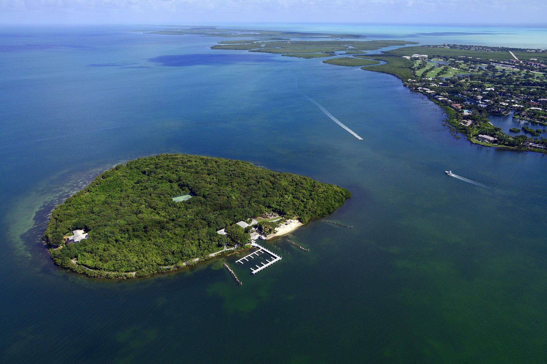 for Sale at Pumpkin Key - Private Island, Key Largo, FL Pumpkin Key - Private Island Key Largo, Florida 33037 United States