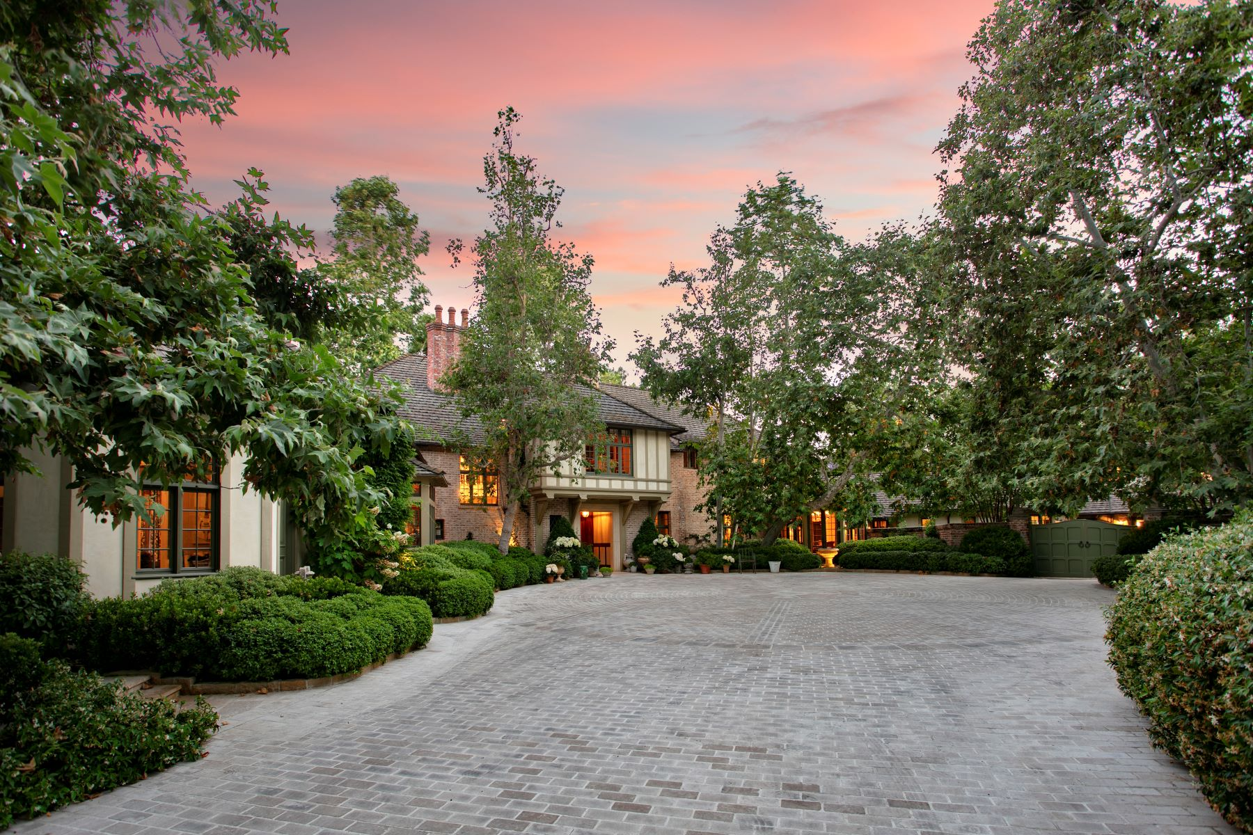 Property for Sale at Beverly Hills English Estate 1201 Tower Grove Drive, Beverly Hills, California 90210 United States