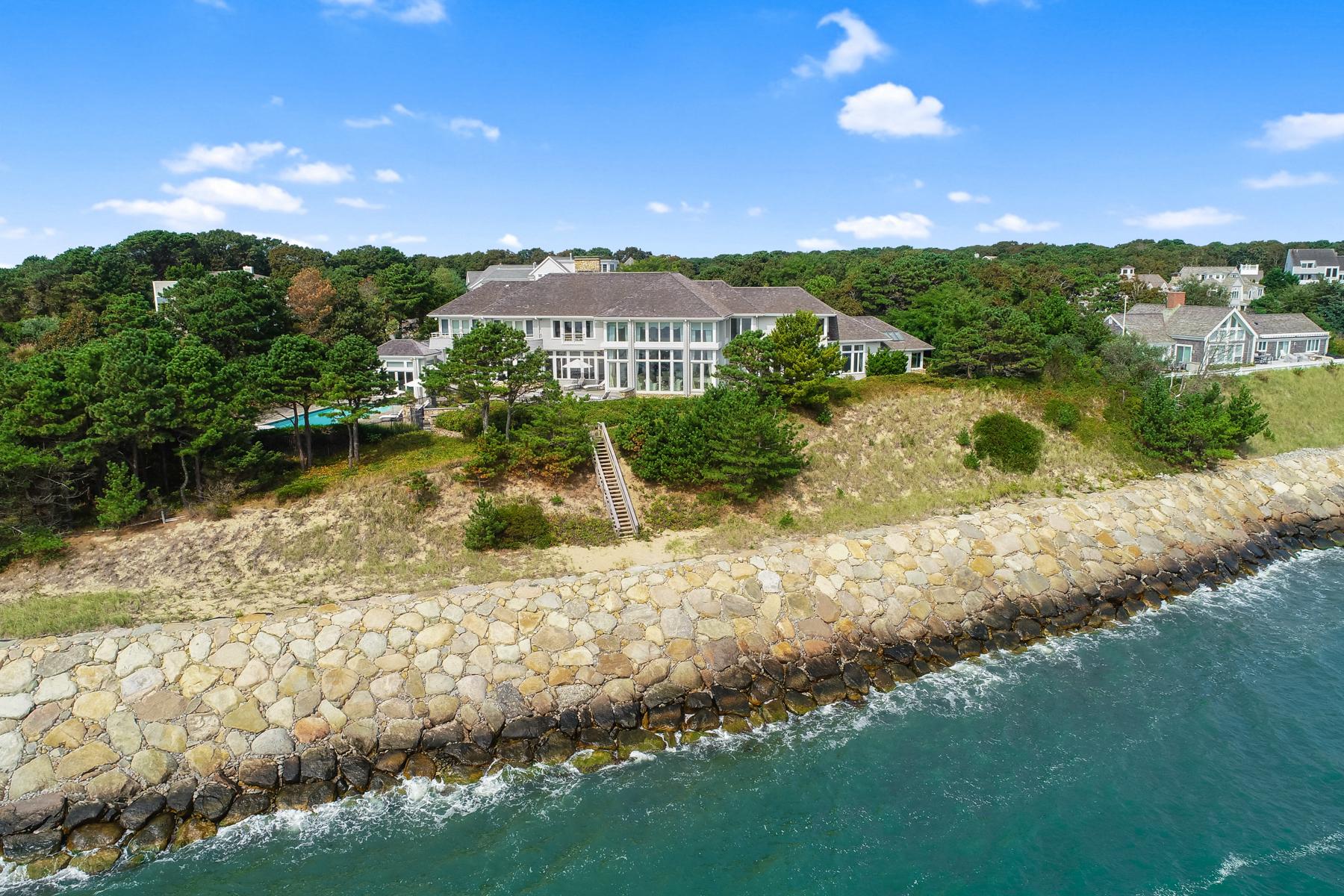 Single Family Homes για την Πώληση στο Paradise Found 78 Triton Way, New Seabury, Μασαχουσετη 02649 Ηνωμένες Πολιτείες