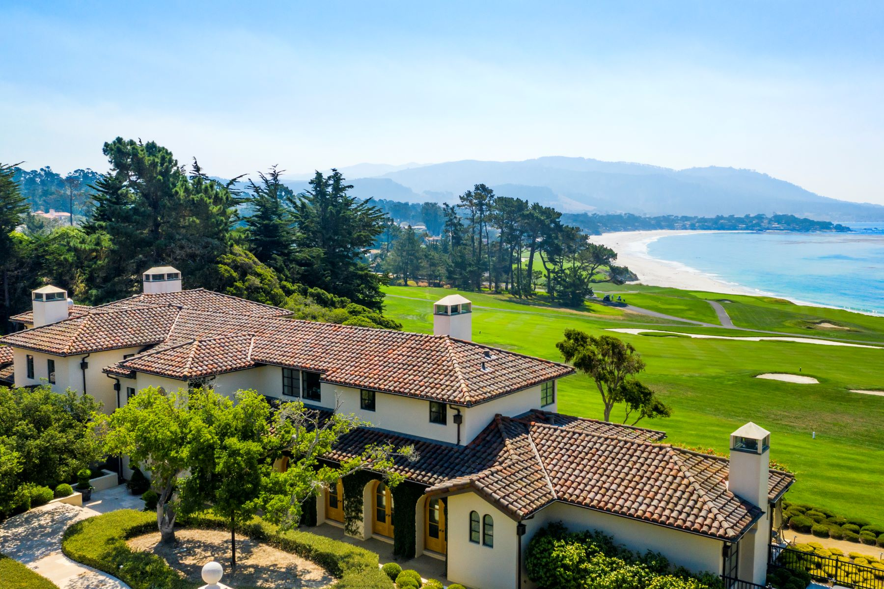 Single Family Homes for Active at Priceless in Pebble Beach Pebble Beach, California 93953 United States