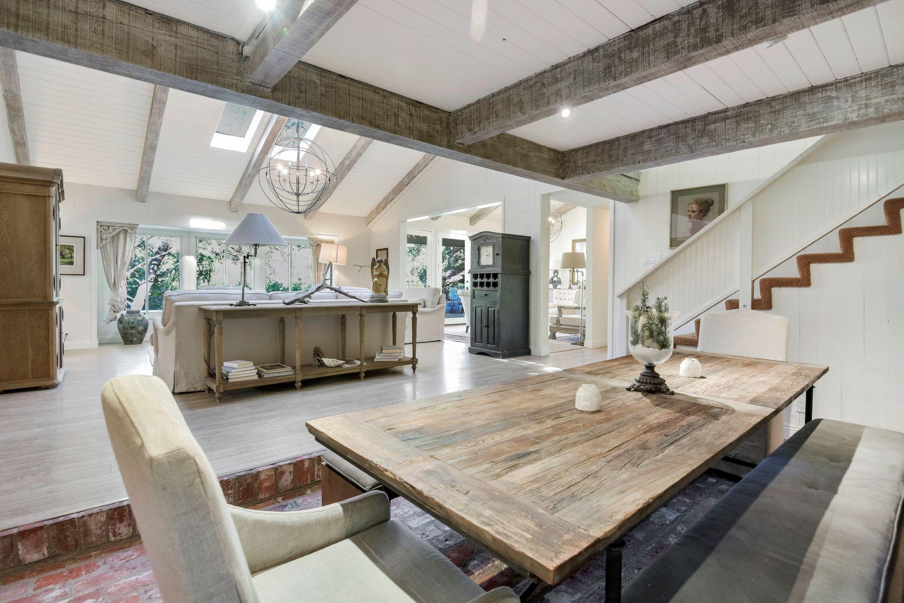 Property for Sale at Idyllic Ramirez Canyon 6133 Ramirez Canyon Malibu, California 90265 United States