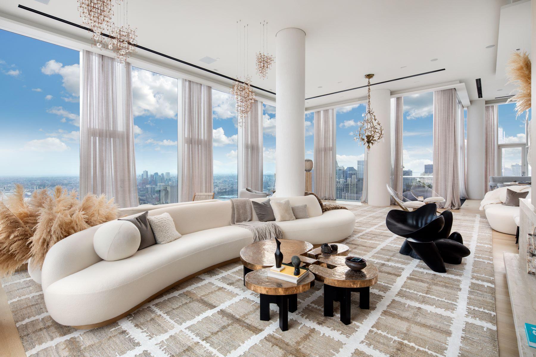 Condominiums for Sale at 56 Leonard Street, PH58 New York, New York 10013 United States