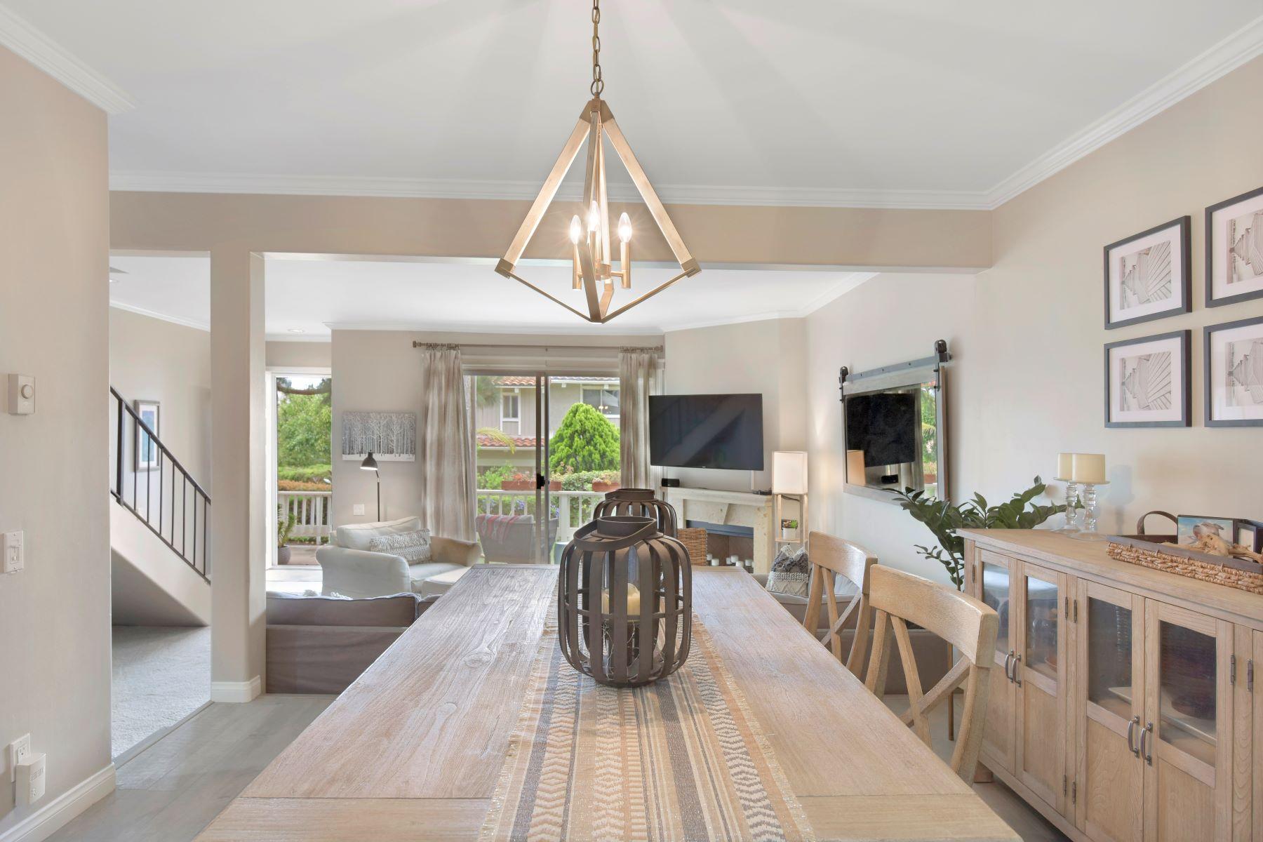 Property for Sale at Malibu Villas Third Row Condominium 28264 Rey De Copas Lane Malibu, California 90265 United States