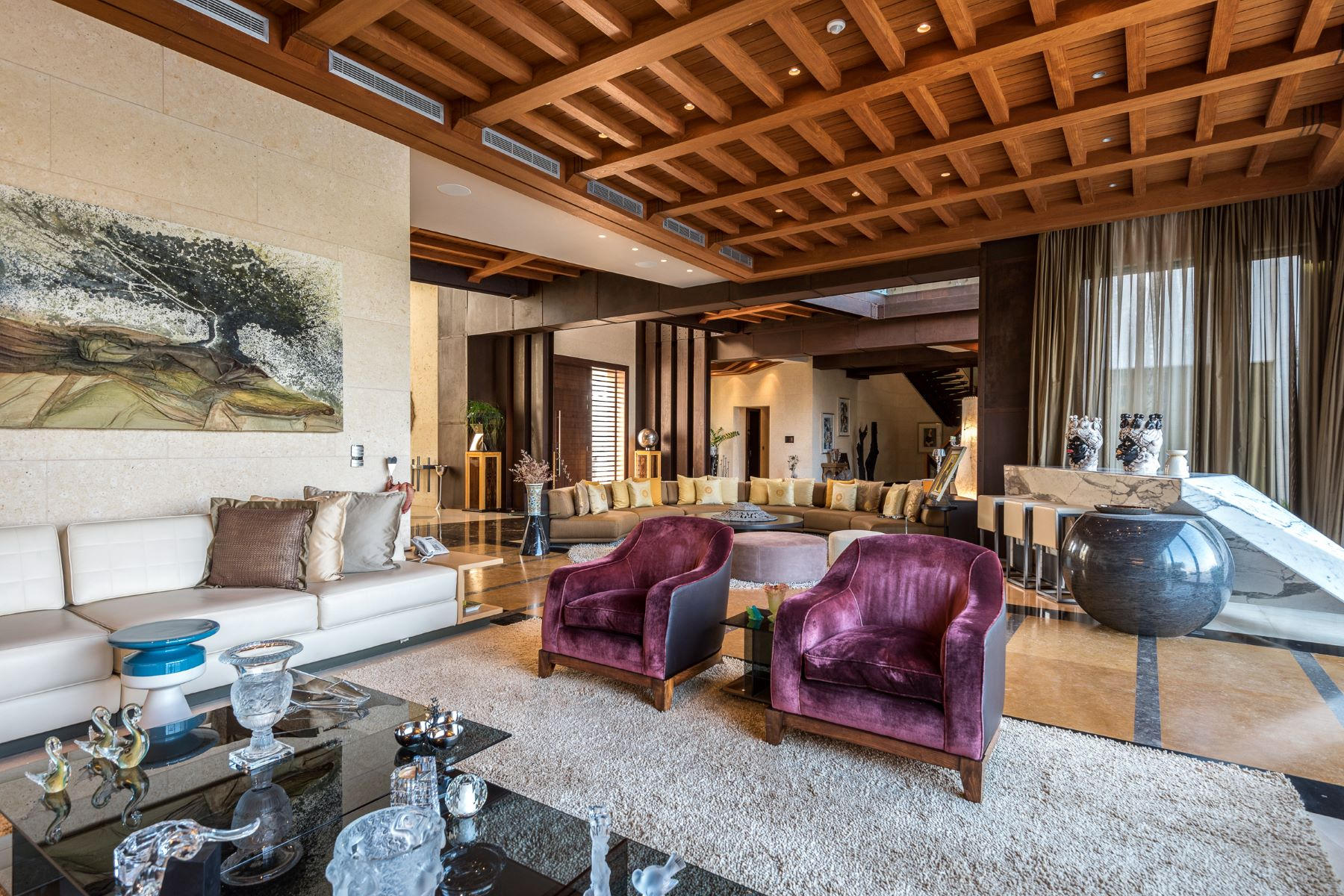 Other Residential Homes for Sale at Exclusive 7 Beds Villa Golf Course Views Dubai, Dubai United Arab Emirates
