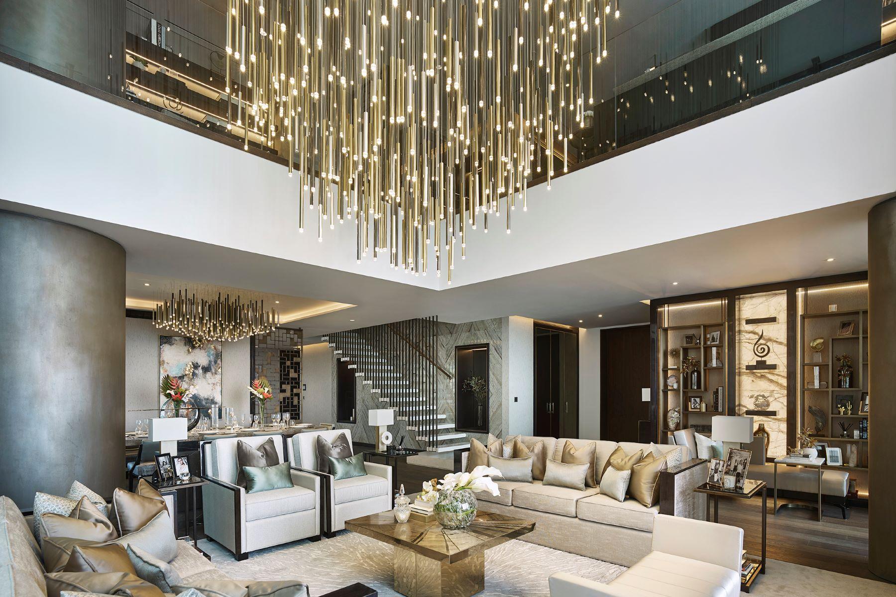 Apartments for Sale at TRIPLEX 6 BED PENTHOUSE Private Roof Top Pool. Dubai, Dubai United Arab Emirates