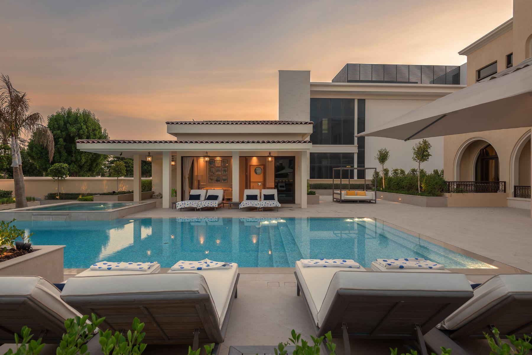 Other Residential Homes for Sale at Signature Mansion on The Grove, Dubai Hills Dubai, Dubai United Arab Emirates