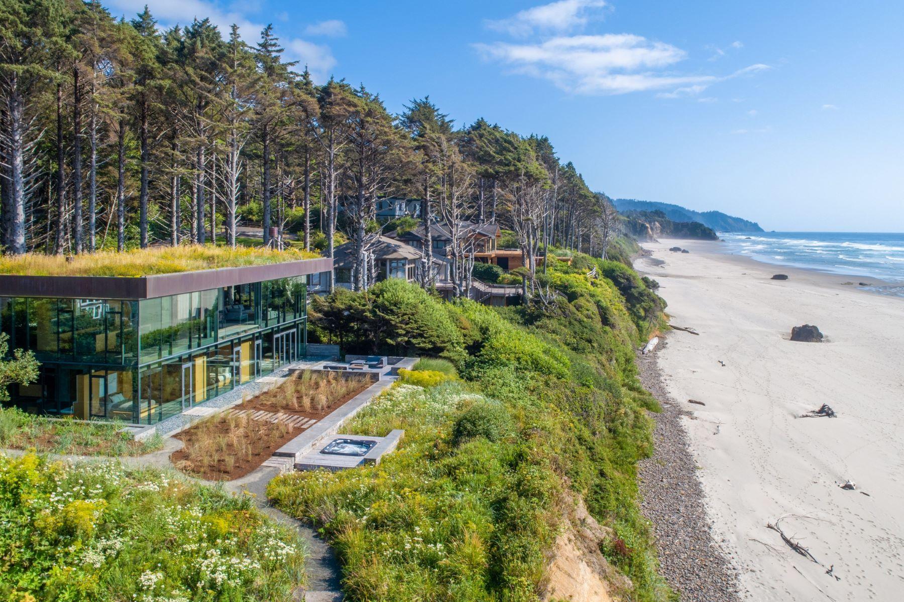 Other Residential Homes für Verkauf beim 80644 Hwy 101 Cannon Beach, OR 97110 Cannon Beach, Oregon 97110 Vereinigte Staaten